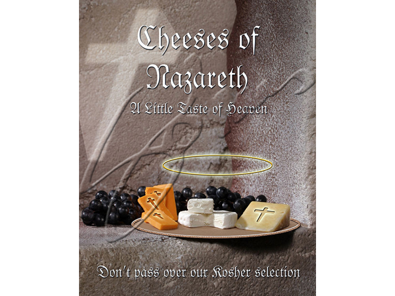 Cheeses of Nazareth - 2008